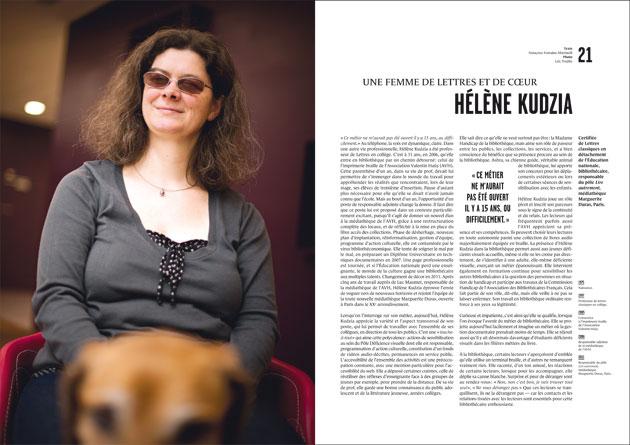 Hélène Kudzia