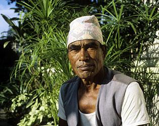 Ram Bahadur Maharjan